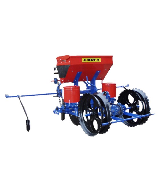 Pneumatic seeder PSK-2 (with casted deep wheels)