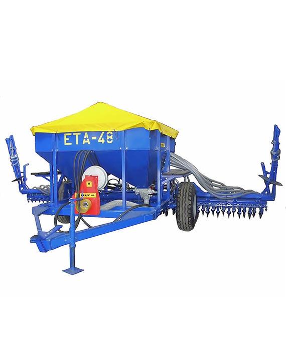 Pneumatic seeder ETA-48